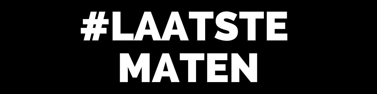 36 - LAATSTE MATEN