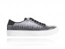 Gray Dino Sneakers, Grijs, Grijze, Sneakers, Lureaux, Kleurrijk, Schoenen, Huid, Print