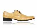 Goldy | Gouden Herenschoenen | Lureaux
