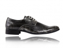 Abstract Black | Abstracte Zwarte Schoenen | Lureaux