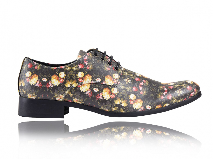 Sand Blossom | Bloemen Schoenen | Designer