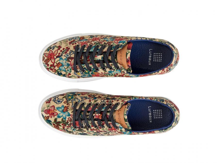Sand Flower Sneakers