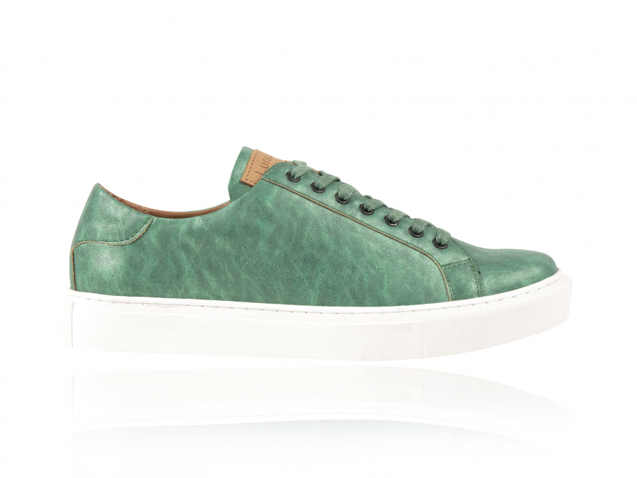 Greenflash | Groene Sneakers | Lureaux
